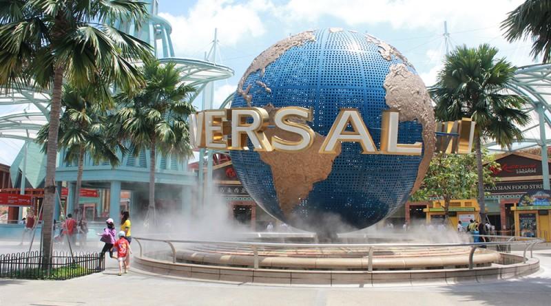 ยูนิเวอร์แซล สตูดิโอ สิงคโปร์ (Universal Studio Singapore : USS)