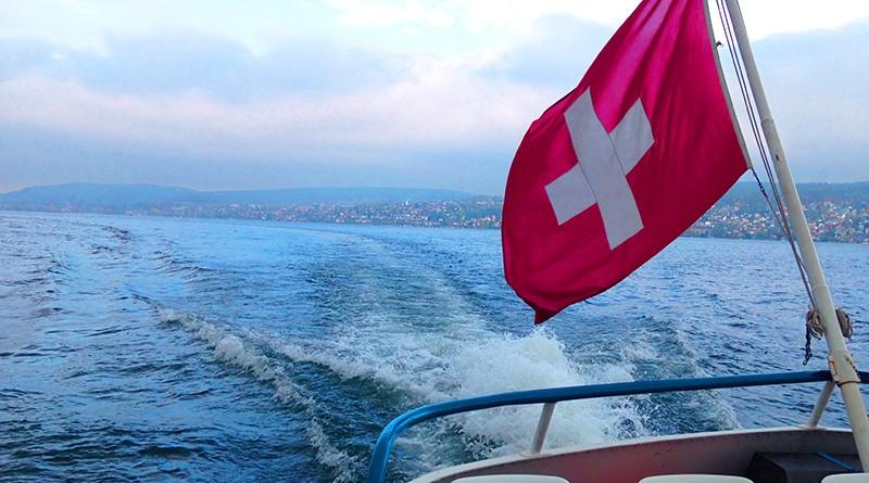 Slow Life @Zurich Lake : ล่องเรือชมทะเลสาบซูริค