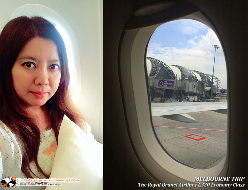 พร้อมออกเดินทางไปเมลเบิร์นด้วยสายการบิน รอยัล บรูไน แล้ว : รีวิวสายการบิน royal brunei ไป เมลเบิร์น