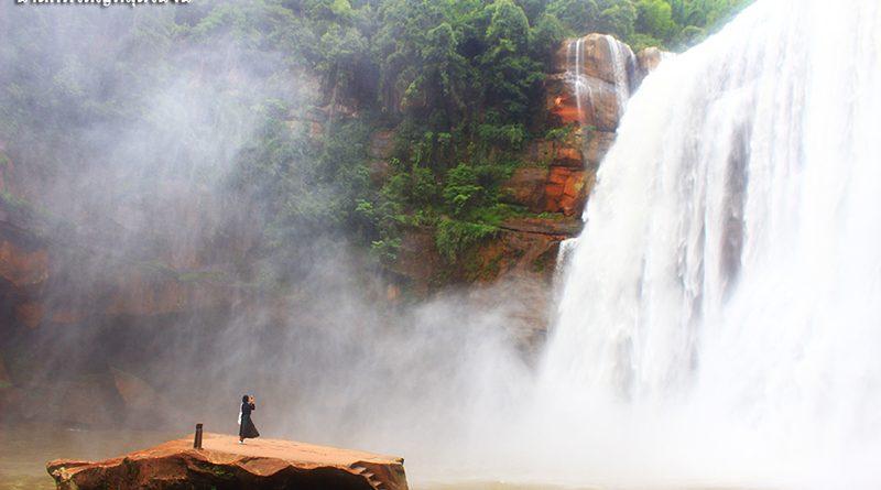 น้ำตกชื่อสุ่ย (Chishui Waterfall) มรดกโลก : น้ำตกที่ใหญ่ที่สุดในจีน