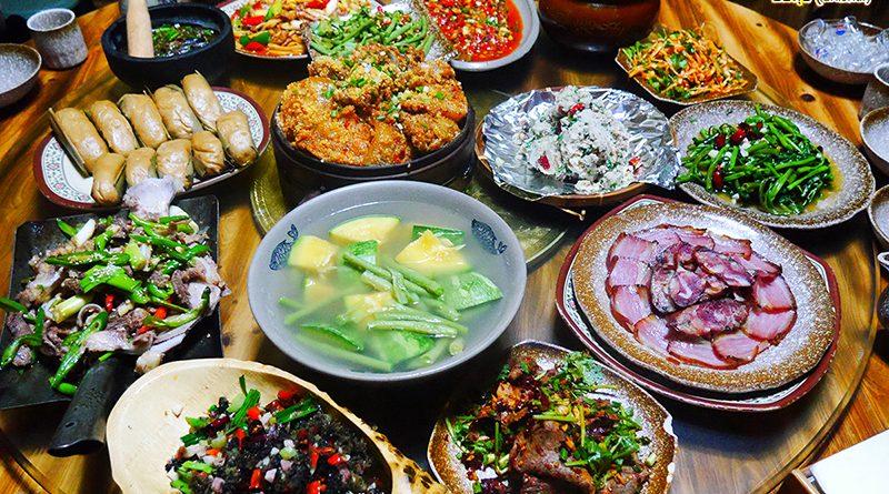 ร้านอาหาร เสียงชุนยิ่งเซี่ยง (乡村映像): ร้านอาหารดังของเมืองชื่อสุ่ย (Chishui)