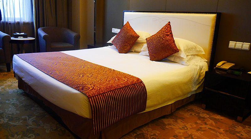 TONG SHENG HOTEL โรงแรมดังของเมือง ชื่อสุ่ย (Chishui)