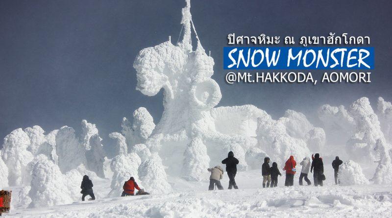 Snow Monsters at Mt.Hakkoda