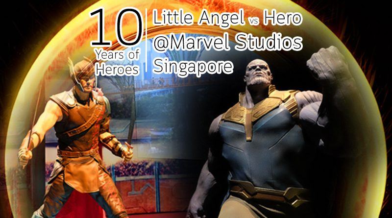 Reviews Marvel Studios, Singapore @ArtScience Museum : Ten Years of Heroes